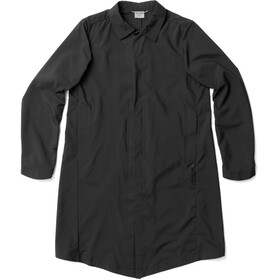 Houdini Nomad Parka Damer, true black